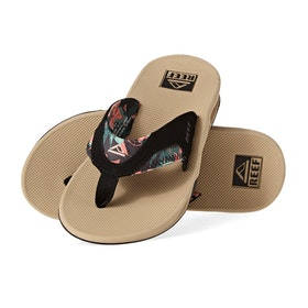 Reef Fanning Womens Sandals - Hibiscus