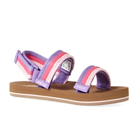 Reef Little Ahi Convertible Kids Sandals - Sorbet