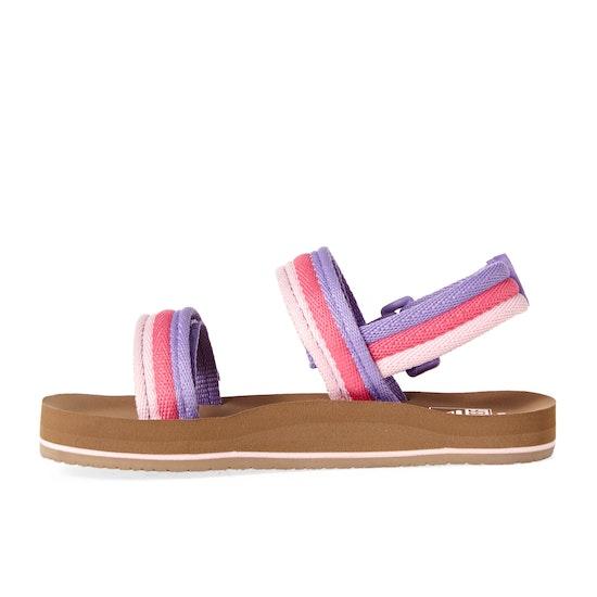 Reef Little Ahi Convertible Kids Sandals