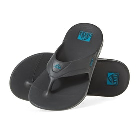 Reef One Sandals - Grey Blue