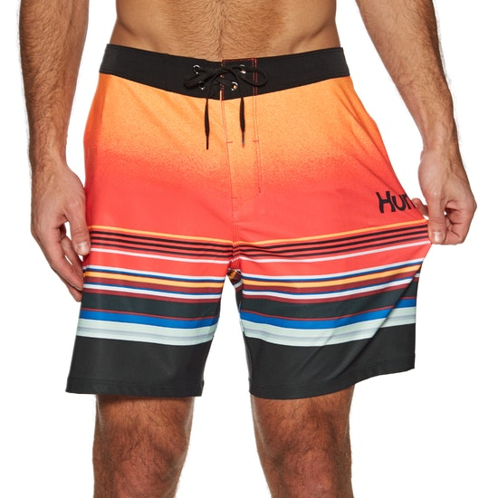 "Hurley Phantom Spectrum 18"" Boardshorts"