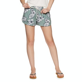 Shorts Femme Animal Paige - Chinois Green