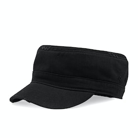 Animal Castro Cap - Black