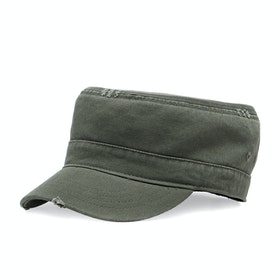 Animal Castro Cap - Dusty Olive Green