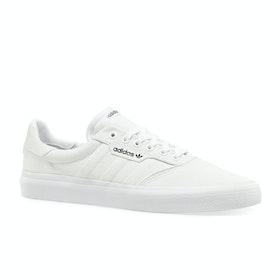 Adidas 3MC Shoes - White Gold Metallic