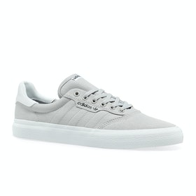 Adidas 3MC Shoes - Light Solid Grey Light Solid Grey Ftwr White
