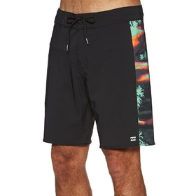 Billabong D Bah Pro Boardshorts - Black