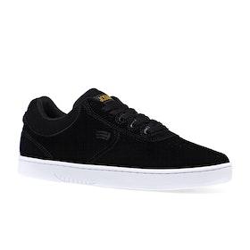 Etnies Joslin Shoes - Black/white/gum