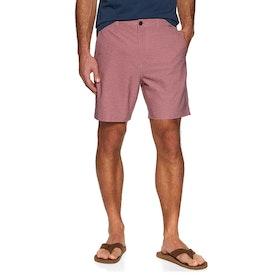 Hurley Phtm Walkshort 18' Shorts - Team Red