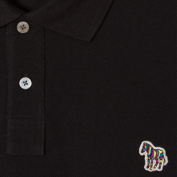 Paul Smith Essential Short Sleeve Polo Shirt