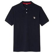 Paul Smith Essential Short Sleeve Polo Shirt