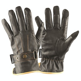 Dublin Leather Thinsulate Winter Gloves - Brown