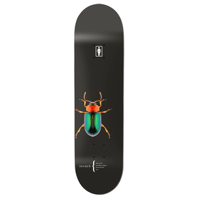 Girl Carroll Beetles V2 Skateboard Deck - Multi