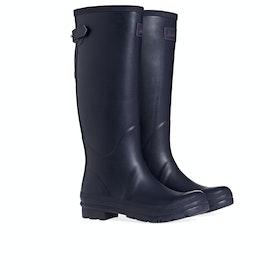 Stivali di Gomma Donna Joules Field - Navy