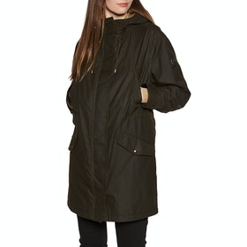 Belstaff Baywood Parka Womens Bunda - Faded Olive