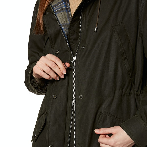 Belstaff Baywood Parka Women's Jacket