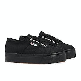 Superga 2790 Acot Damen Schuhe - Black