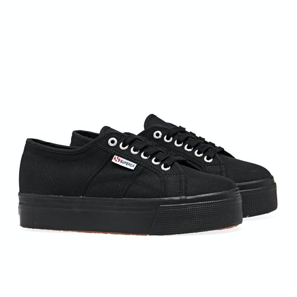 Superga 2790 Acot Women S Shoes Black Country Attire Ireland