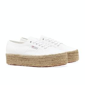 Superga 2790 Cotropew Damen Schuhe - White