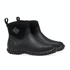 Muck Boots Muckster II Ankle Men's Wellington Boots - Black