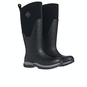 Kalosze Damski Muck Boots Arctic Sport II Tall - Black