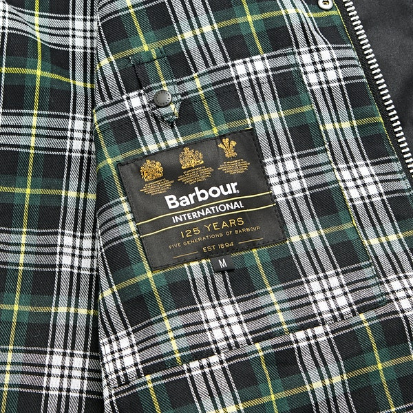 Barbour Icons Blintern Wax Jacket