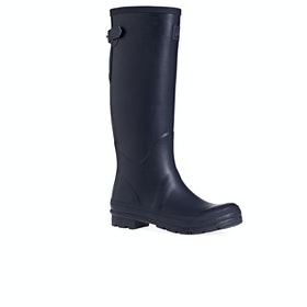 Joules Field Womens Wellies - Navy