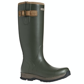 Ariat Burford Insulated Mens Wellingtons - Olive Green