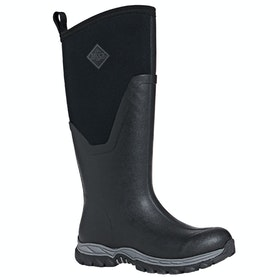 Muck Boots Arctic Sport II Tall Ladies Wellies - Black
