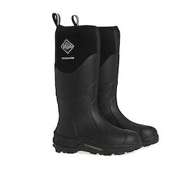 Muck Boots Muckmaster Men's Wellington Boots - Black