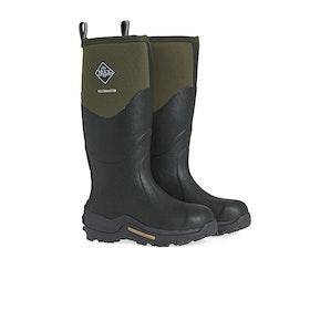 Muck Boots Muckmaster Men's Wellington Boots - Moss