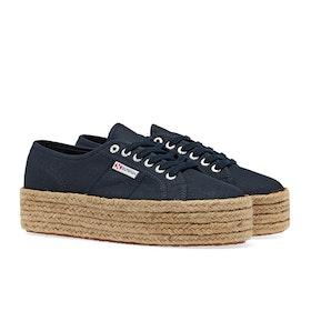 Superga 2790 Cotropew Damen Schuhe - Navy