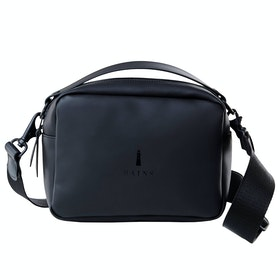 Rains Box Messenger-Tasche - Black