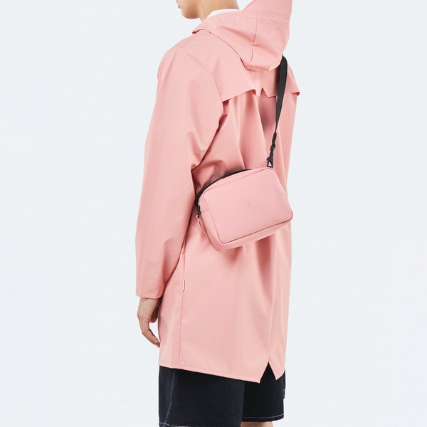 Rains Box Messenger Bag