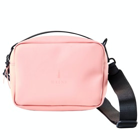 Rains Box Messenger-Tasche - Coral