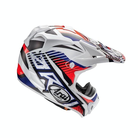 Arai MX-V Slash Motocross Helmet