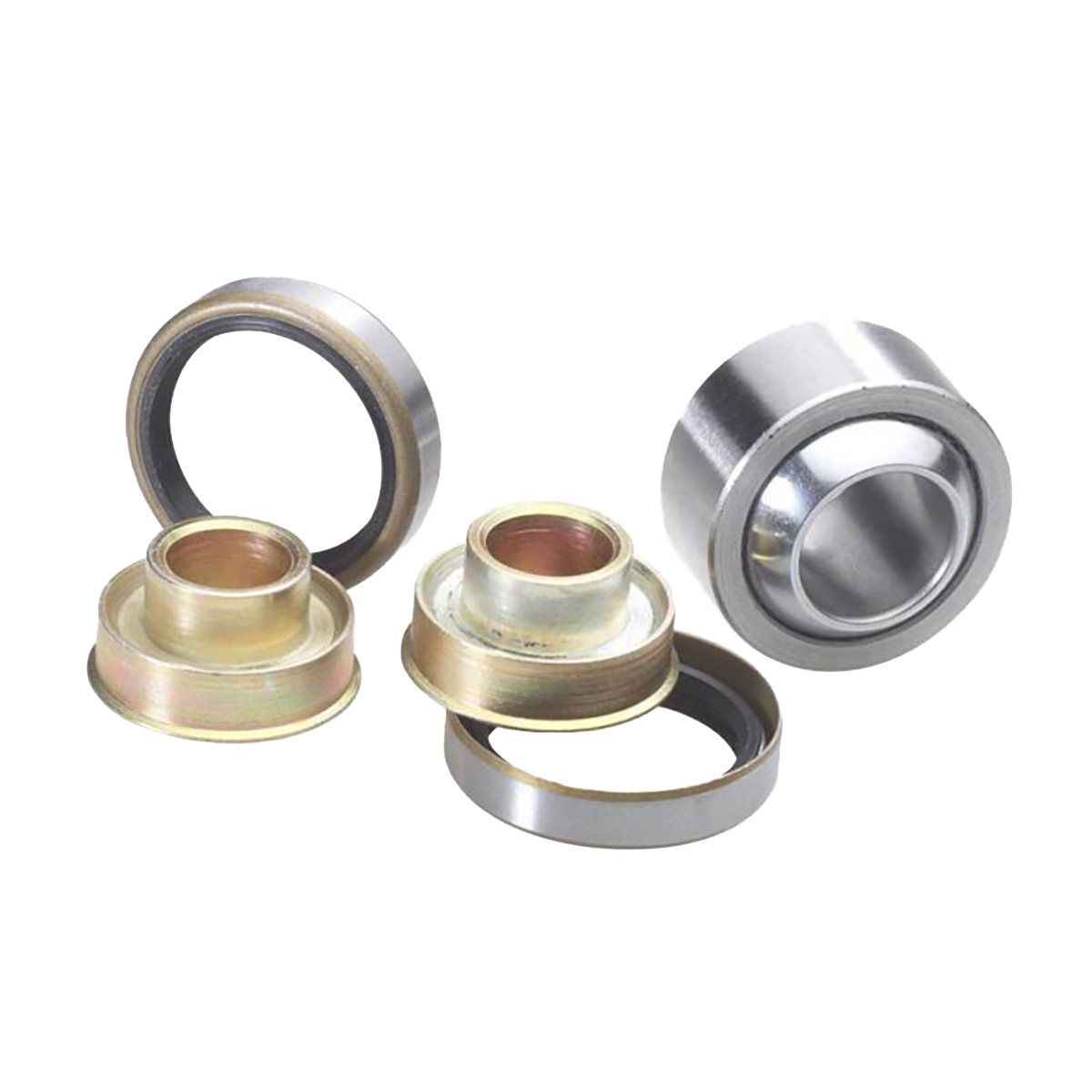 KTM MXC 250 2000-2001 Front Wheel Bearings And Seals