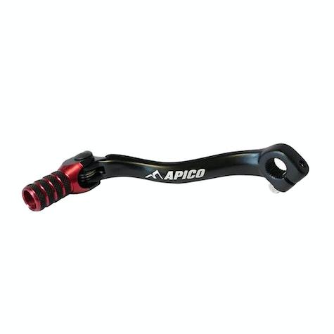 Apico Gear Pedal Elite Honda CRF250R 0409 CRF250X 04 Gear Lever