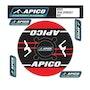 rials Rear Sprocket Sticker 40T Red