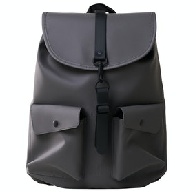 Rains Camp Rucksack - Charcoal