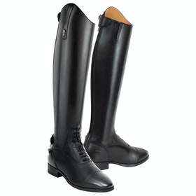 Tredstep Donatello II Reg Square Toe Damen Long Riding Boots - Black