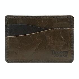Card Holder Tanner Journeyman - Olive Foliage