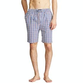 Polo Ralph Lauren Cotton Sleep Short Bottom Pyjamas - Perry Plaid