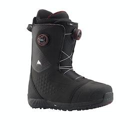 Boots de snowboard Burton Ion Boa - Black Red