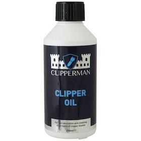 Clipperman Dripper Lid Scheermachine Olie - Silver