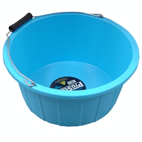Prostable Feed Bucket - Light Blue