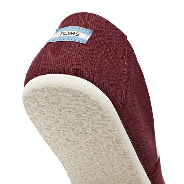 Toms Alpargata Slip On Trainers