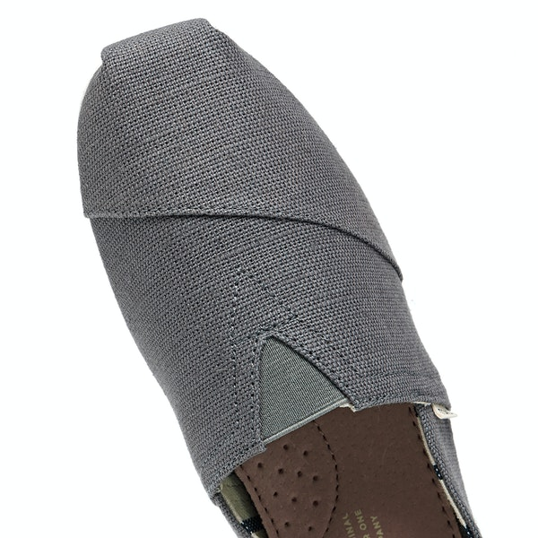 Toms Heritage Canvas Men's Slip On Trainers