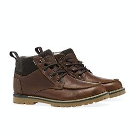 Toms Hawthorne Waterproof Boots - Peanut Brown