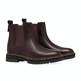 Сапоги Женщины Timberland London Square Chelsea - Dark Port Mincio
